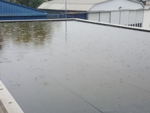 Eliminazione ristagni d'acqua